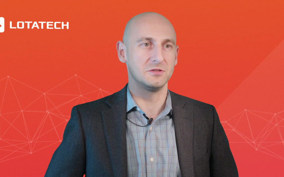 MEET DMITRY RUDMAN, CO-FOUNDER OF LOTATECH